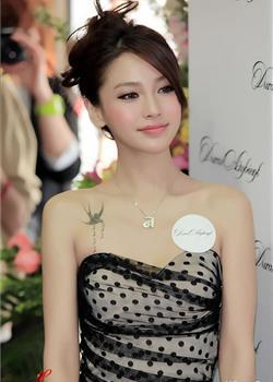 宝岛台湾的绝美小天使 杨颖纯美写真