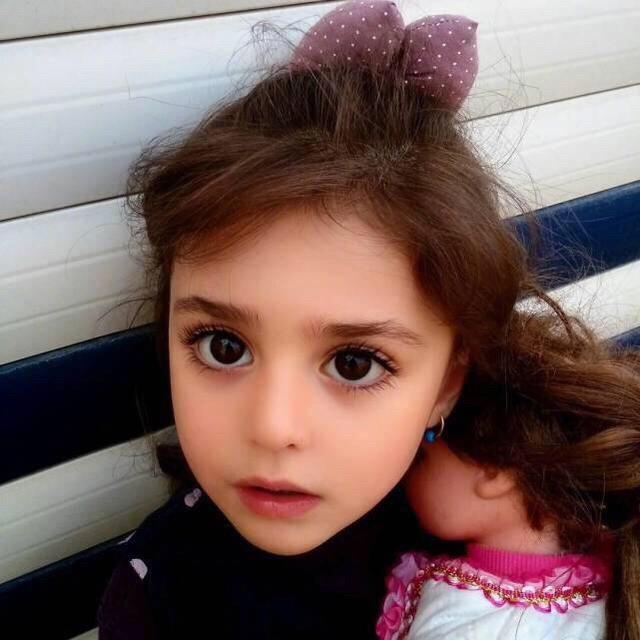 最美的大眼欧美小女孩 超漂亮!